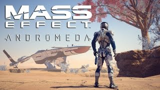 Взгляд на Mass Effect Andromeda