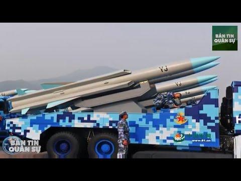 Tin Quân Sự - Việt Nam Chống Sát Thủ YJ-12 Ở Hoàng Sa Như Thế Nào?