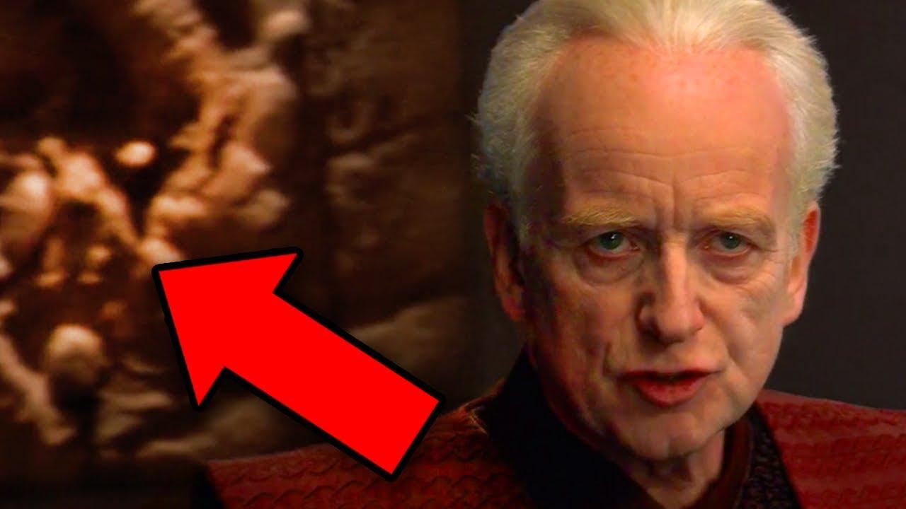 Revenge Of The Sith Breakdown Easter Eggs Details You Missed Youtube