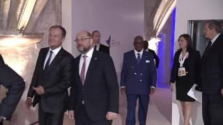 STIRIPESURSE.RO Klaus Iohannis la Summitul Migrației şi la Reuniunea Consiliului European din Malta