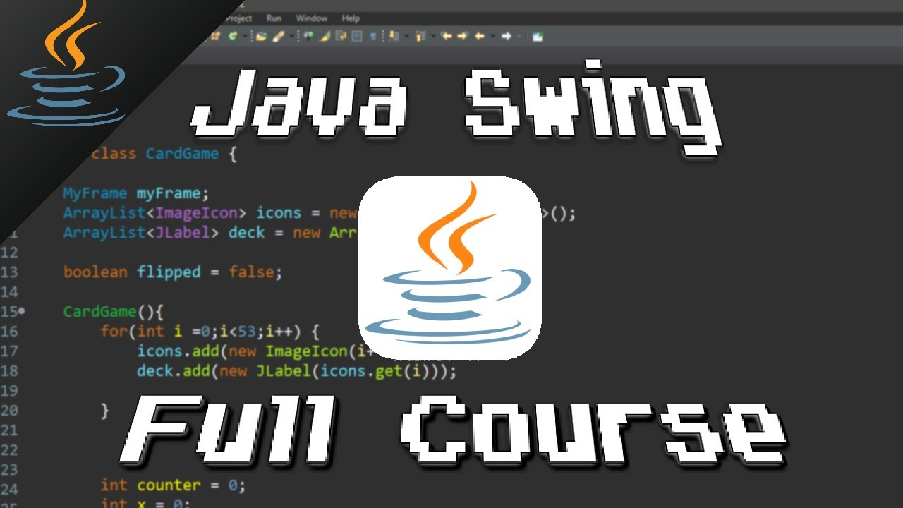 Download Java GUI ☕ (𝙁𝙧𝙚𝙚)