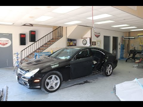 Luxury Car Body Shop and Auto Repair Plano Texas