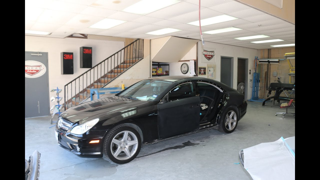 Luxury Car Body Shop And Auto Repair Plano Texas Youtube