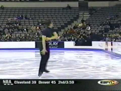 scott smith 2003 US Nationals sp