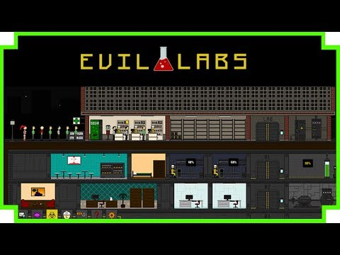 Evil Labs - (Laboratory Management Tycoon Game)