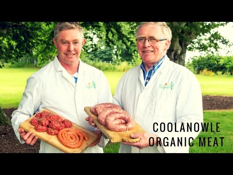 Did you see the organic meat counter at Green Door, Dublin? Healthy Food