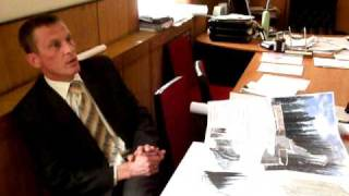 А.В. Некрасов. Судак. О подготовке к Дню Победы 2010