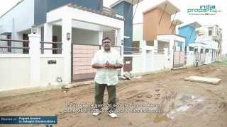Pugazh Avenue 1/2/3/4 BHK Villas at Guduvanchery, Chennai - A Property Review by IndiaProperty.com