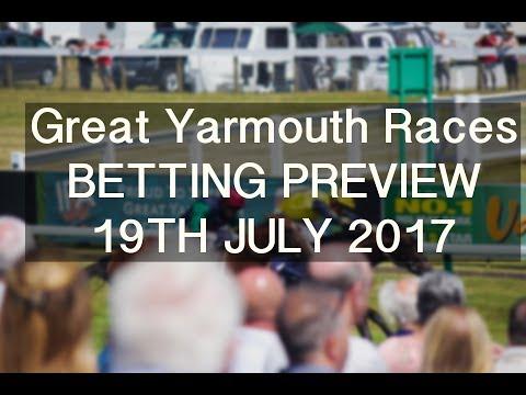 Horse Racing Tips - Great Yarmouth - 19th July 2017