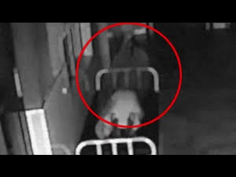 REAL GHOST ON CAMERA ** SCARIEST VIDEOS JAN 1 2017 ...