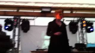 The Eccentronic Research Council - Wicked Sister Chant (clip) - Festival No. 6, 15/9/12