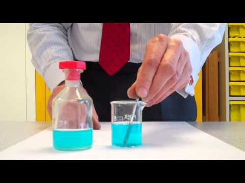 Chemistry Revision - Iron & Copper Sulphate Solution