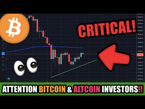 ALERT: CRITICAL MOMENT FOR CRYPTOCURRENCY INVESTORS IN JUNE 2021! ETHEREUM, ZIL, BITCOIN UPDATE!
