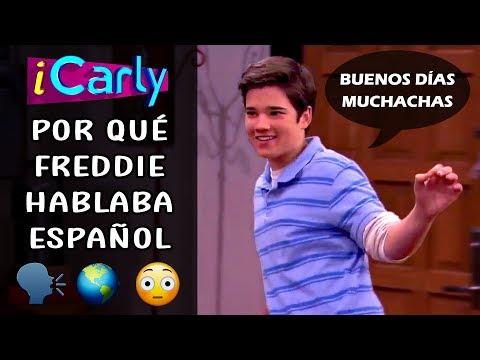 ICarly: La Teoría De Por Qué Freddie Hablaba Español
