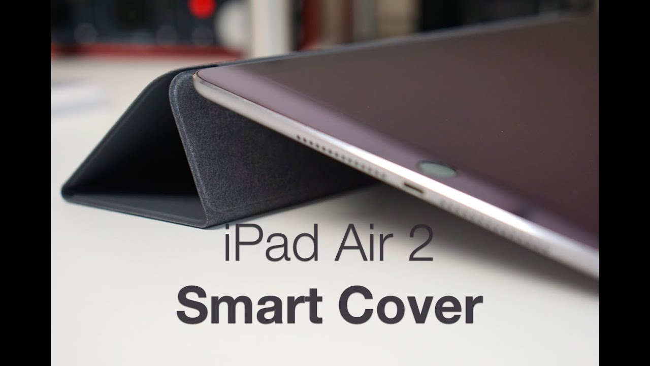 ipad air 2 smart cover review youtube. Black Bedroom Furniture Sets. Home Design Ideas