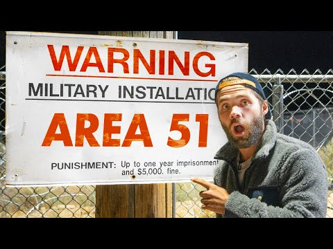 We Stormed Area 51 (Not Clickbait)