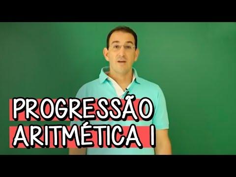 Progressão Aritmética 1 - Extensivo Matemática | Descomplica