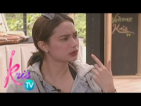 Kris TV: Arci's nose accident