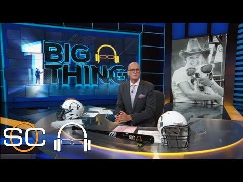 1 Big Thing: A story of chance encounter, Tim Tebow and an inspirational friend  SC with SVP  ESPN