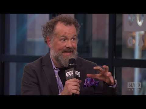"""David Costabile  Talks About His Role On """"Billions"""""""