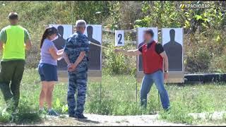 Чемпионат по служебному двоеборью и стрельбе из боевого оружия провели сотрудники региональных ФСБ