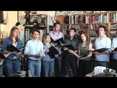 Stile Antico: NPR Music Tiny Desk Concert