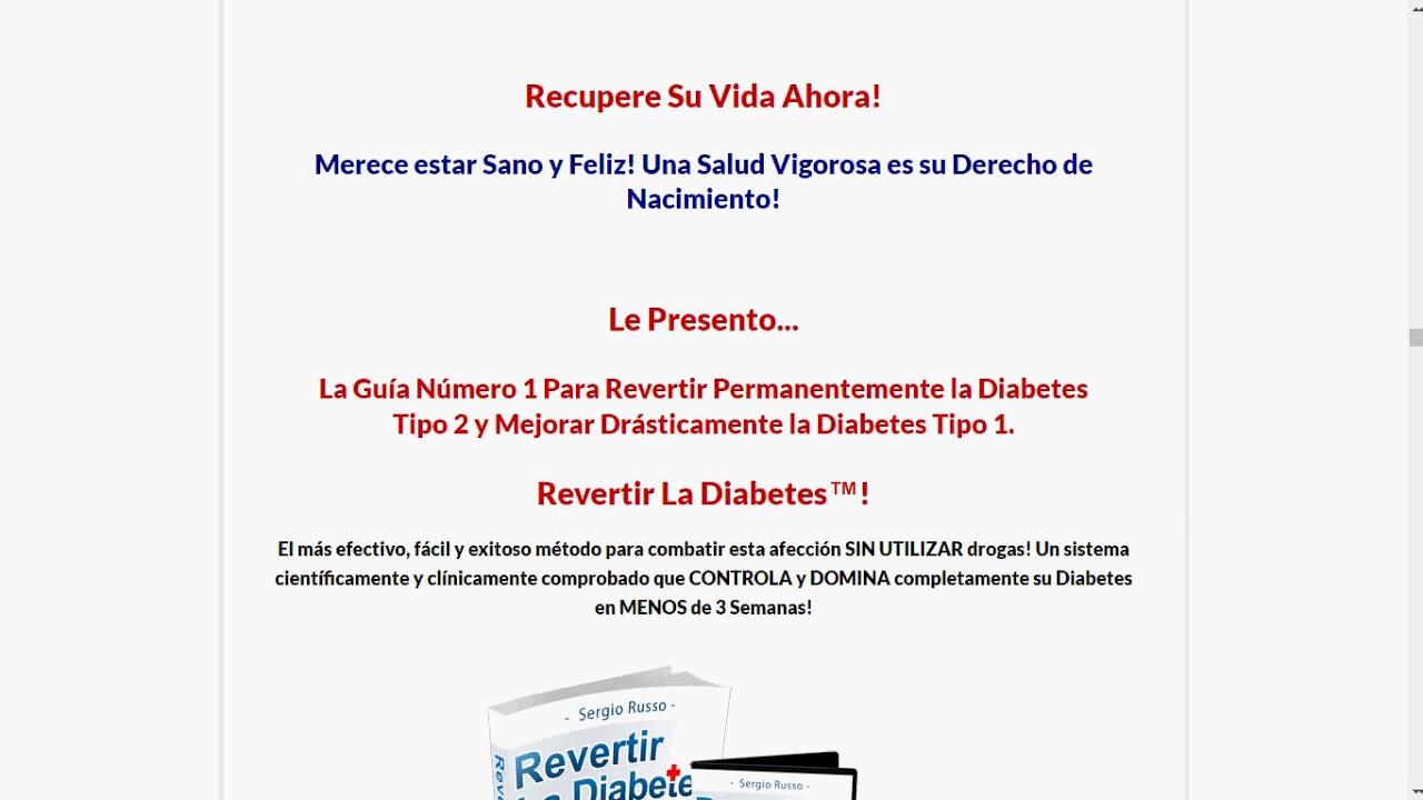 recuperarse de la diabetes tipo 1