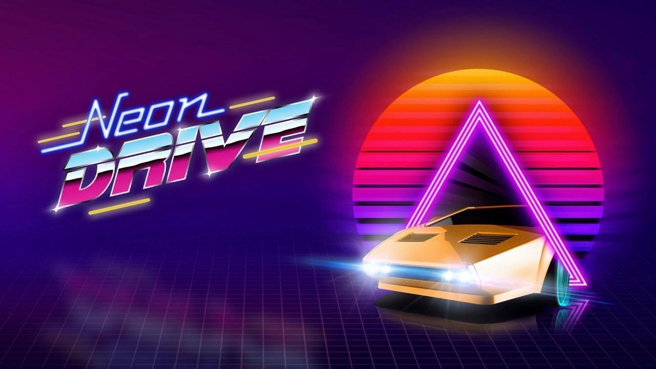 Footage από το Neon Drive