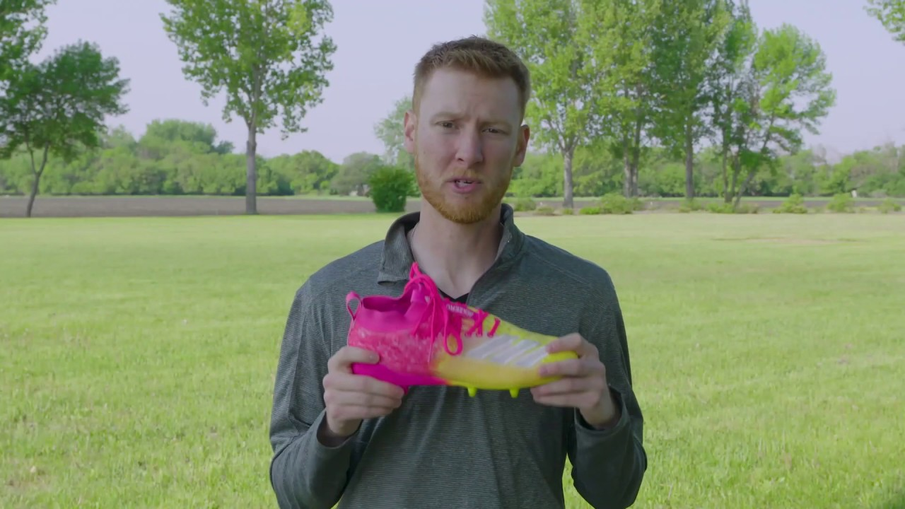 fda9dbb5b4c6 Adidas Adizero 8.0 Football Cleats Overview | SCHEELS - YouTube