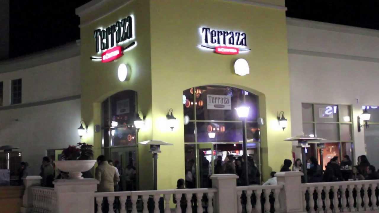 Tono Terraza : Terraza la choperia galerias hipódromo tijuana youtube