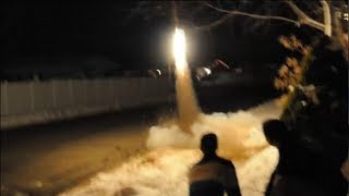 7 Foot Bottle Rocket