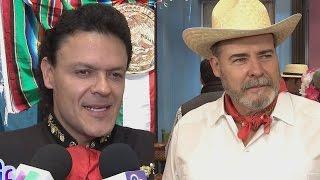 Pedro Fernández y Cesar Évora compartieron sabios consejos para festejar sin problemitas