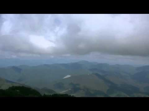 五葉山日の出岩付近からの眺望120907