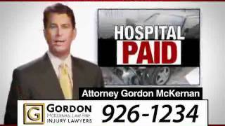 Louisiana Car Wreck Attorneys | Gordon McKernan Injury Lawyers - Get G!