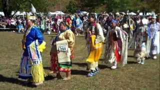 *NEW* 2012 N.A.I.A. Native American Indian Association of TN POW-WOW Grand-Entry