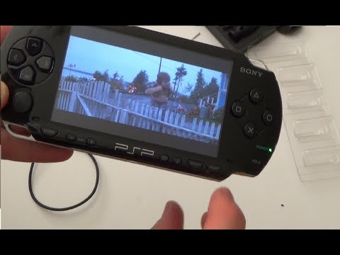 Trying to FIX a Faulty Sony PSP from eBay
