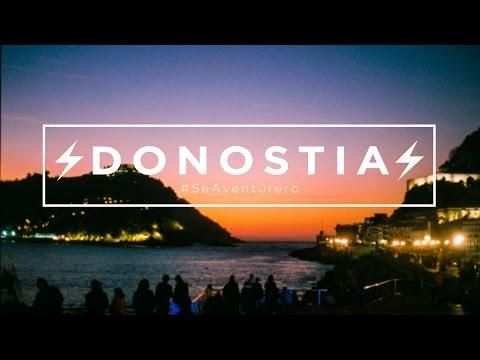#SeAventurero: DONOSTIA - PAÍS VASCO