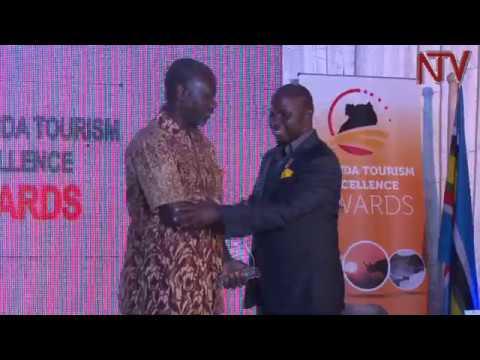 Uganda Tourism Board awards firms and individuals for promoting Uganda's tourism potential