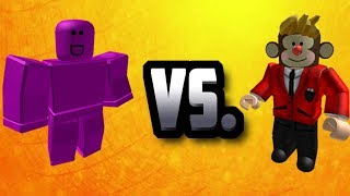 NO_DATA VS. THE MONKEY!!! (ROBLOX ASSASSIN)