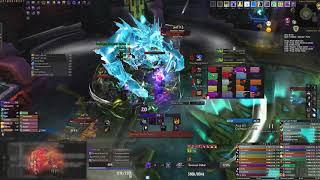 Phoenix vs Conclave of the Chosen - Shadow Priest PoV [Mythic Battle of Dazar'alor]