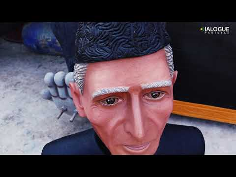 Quaid-e-Azam's first ever sculpture from YouTube · Duration:  5 minutes 17 seconds