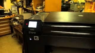 ремонт принтера HP PhotoSmart B010b своїми руками (часть3)