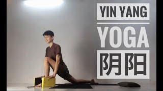 60 min Yin Yang Yoga | 阴阳瑜伽 | Yoga with Yong