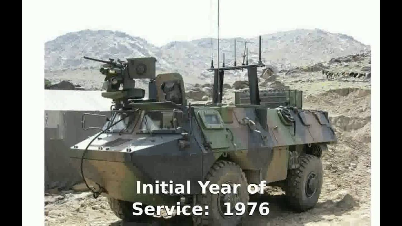 Renault Vab 4x4 Armored Personnel Carrier 1976 Tech