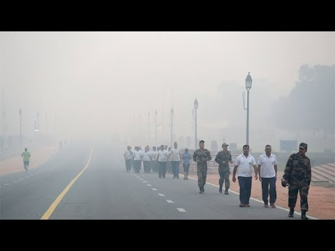India tops pollution related deaths: Study