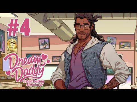 SMOKIN' HOT - Let's Play: Dream Daddy: A Dad Dating Simulator Part 4 [Mat's Route]