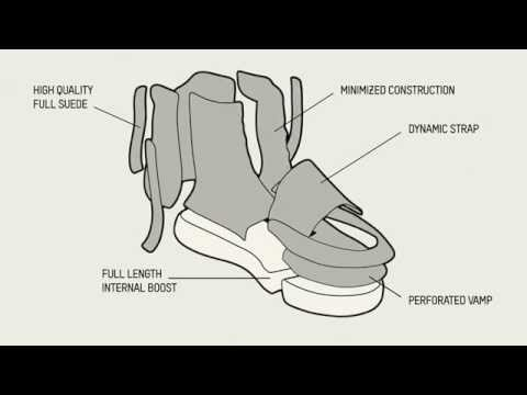 Adidas by Kanye West YEEZY BOOST Commercial
