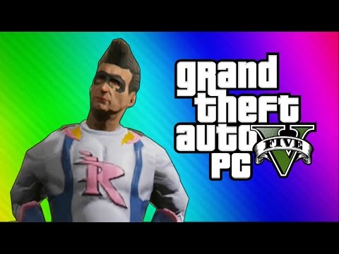 GTA 5 Heists #3 - Trevor's Birthday Party! (GTA 5 PC Online