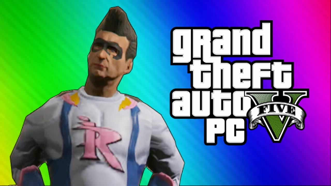 Gta  Trevors Birthday Party Gta  Pc Online Funny Moments Youtube