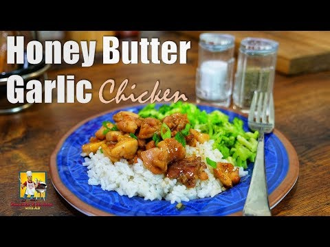 Honey Butter Garlic Chicken | Easy Chicken Recipes